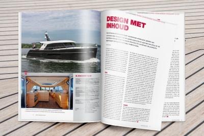 """Motorboot over de Discovery OC: """"Praktische eigenschappen én moderne looks"""""""
