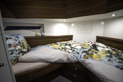 Discovery 47 AC auf dem Boot Düsseldorf 2019