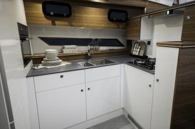 Super Lauwersmeer Discovery 47 AC op Boot Düsseldorf 2019
