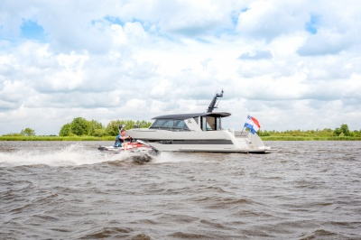 Discovery 47 OC von Super Lauwersmeer für Best of Boats Award 2020 nominiert