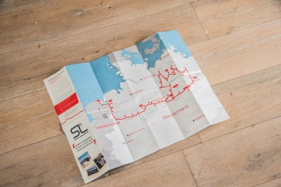 Super Lauwersmeer auf Jubiläumstour durch Deutschland mit der Discovery 45 AC