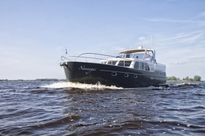 Schitterende nieuwe foto's Discovery 45 AC