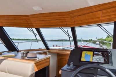 Super Lauwersmeer met twee primeurs op HISWA te Water 2017