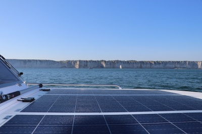 Zeewaardigheid Discovery AC bevestigd tijdens 'de grote oversteek'