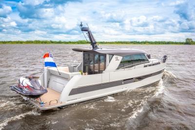 Super Lauwersmeer Discovery 47 OC genomineerd voor Best of Boats Award 2020