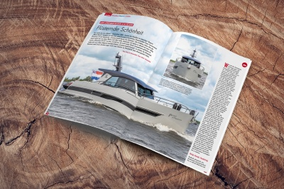 """Motorboot over Discovery 47 OC: """"De beste kwaliteit en vaareigenschappen"""""""