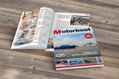 Motorboot tests top models of the Discovery line