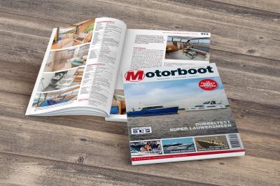 Motorboot onder de indruk van topmodellen Discovery-lijn