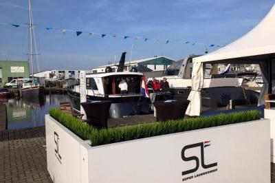 Kom aan boord (én proefvaren) op Motorboot Sneek