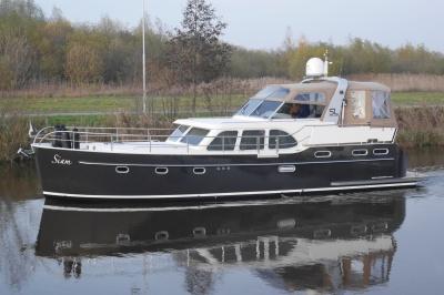 Super Lauwersmeer Discovery 45 AC 'Siam' (2017) te koop