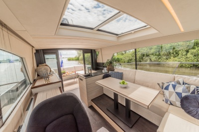 Super Lauwersmeer Discovery 47 OC nominated for Best of Boats Award 2020