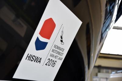 Genomineerde Evolve OC op HISWA RAI 2016