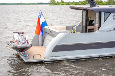 Super Lauwersmeer op tour door Nederland