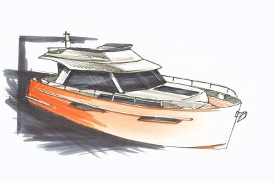 Super Lauwersmeer kondigt Discovery Flybridge aan