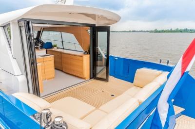 "Super Lauwersmeer Celebrates Anniversary with Premium Models at ""HISWA te Water"""