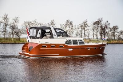 Een week proefvaren met de Super Lauwersmeer Discovery AC?