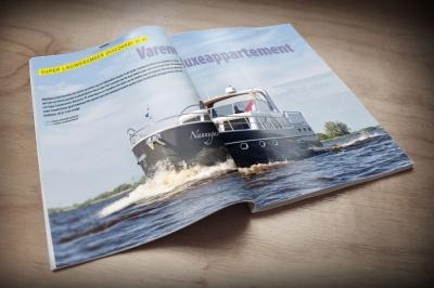 Varen Magazine beoordeelt Discovery AC als 'kampioen op het water'