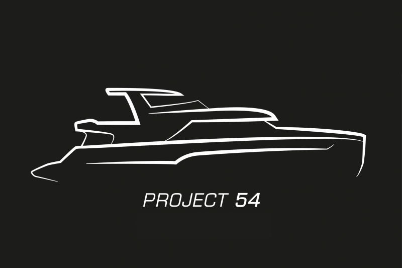 Project 54: A revolutionary yacht concept from Super Lauwersmeer