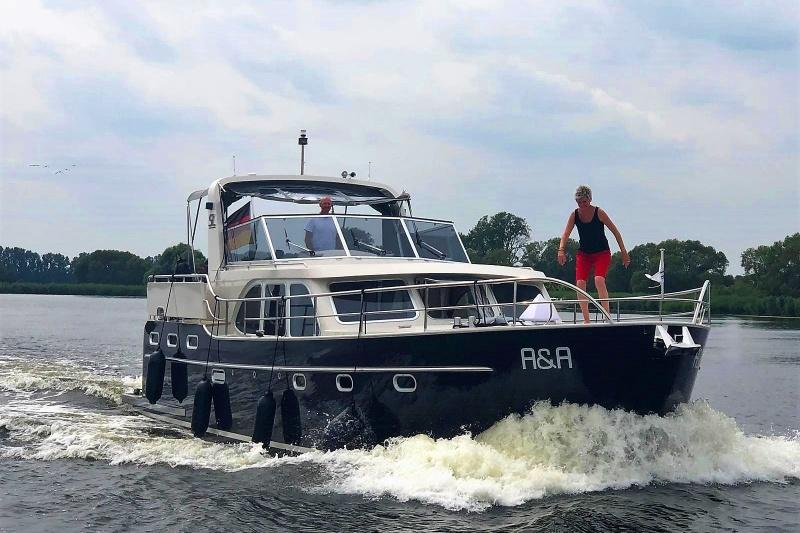 Super Lauwersmeer wieder auf Tour durch Deutschland