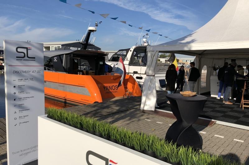 Ontmoet ons op Motorboot Sneek (najaarsshow 2019)