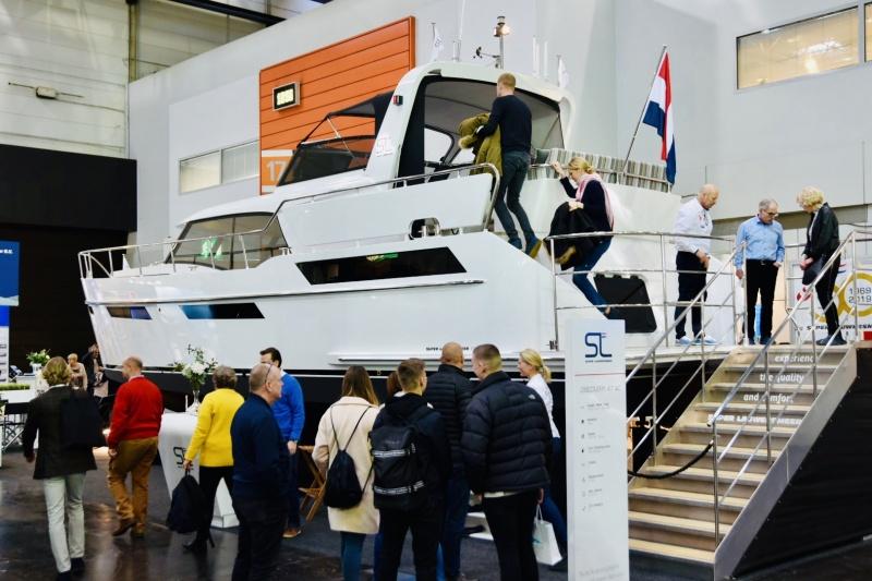 Super Lauwersmeer präsentiert sich auf der boot Düsseldorf