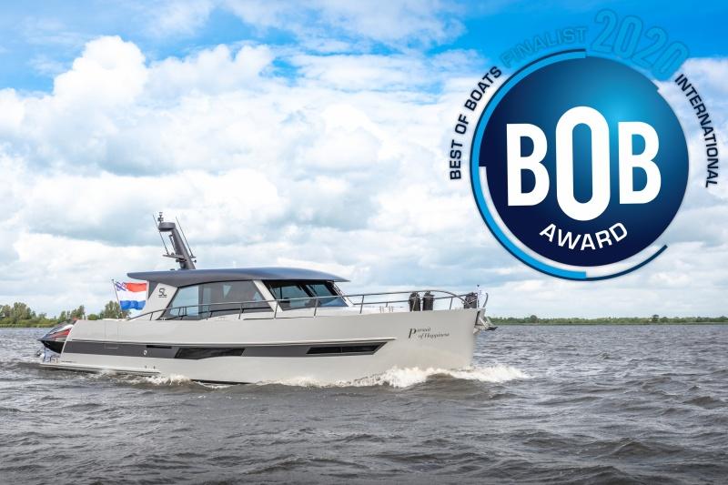 Discovery 47 OC von Super Lauwersmeer für Best of Boats Award 2020 nominiert